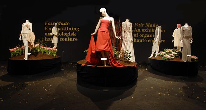FAIR MADE – ekologisk haute couture