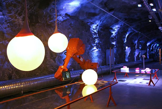 Stockholm Design Week – Glass Elephant